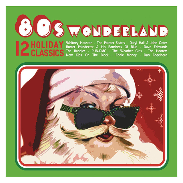 80s Wonderland Christmas Compilation