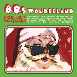 80s Wonderland Christmas Compilation
