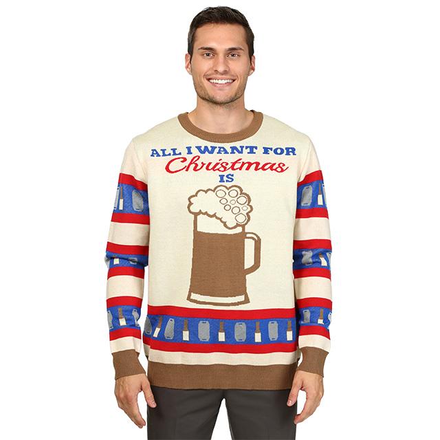 Beer Christmas Sweater