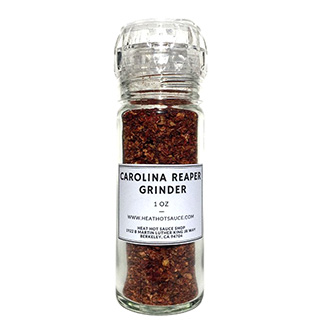 Carolina Reaper Pepper Grinder