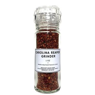 Carolina Reaper Pepper Grinder