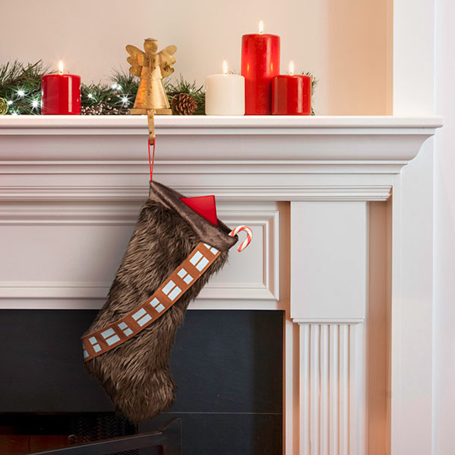 Chewbacca Stocking