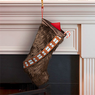 Chewbacca Stocking