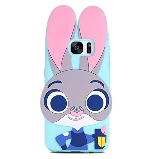 Cute Rabbit Ears Phone Case