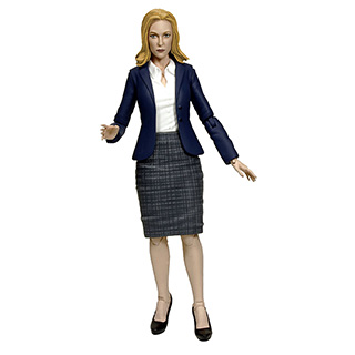 Dana Scully Action Figure