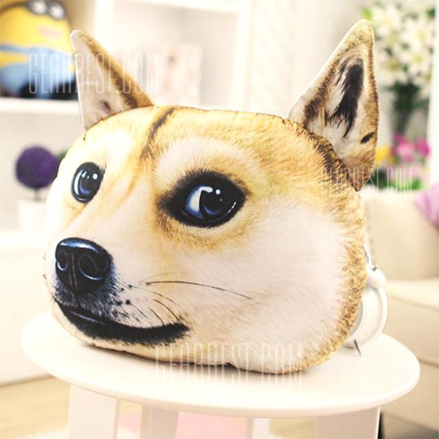 Doge Pillow