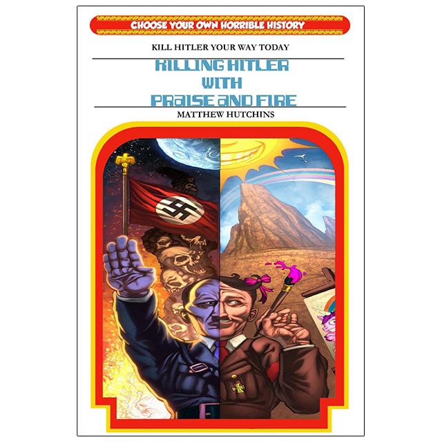 Hitler Assassination Adventure Book