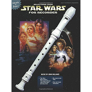 How to Play Star Wars Music on the Recorder