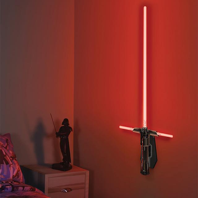 Kylo Ren Lightsaber Lamp