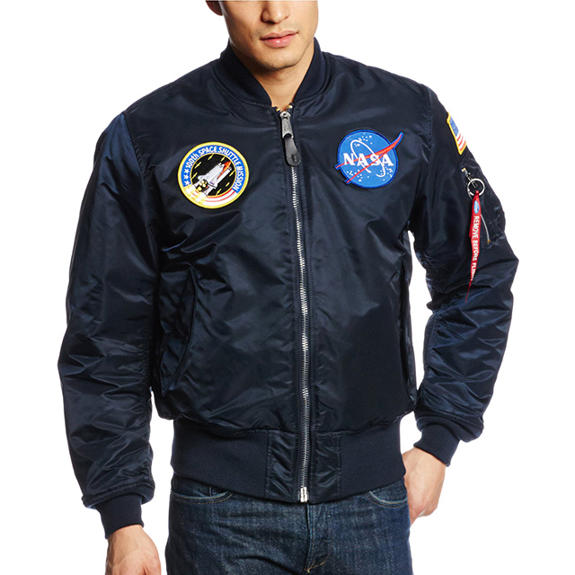 NASA Flight Jacket
