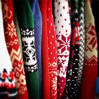 Not So Ugly Christmas Sweaters