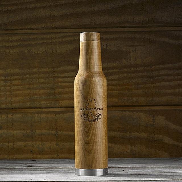 Oak Bottle Infuser