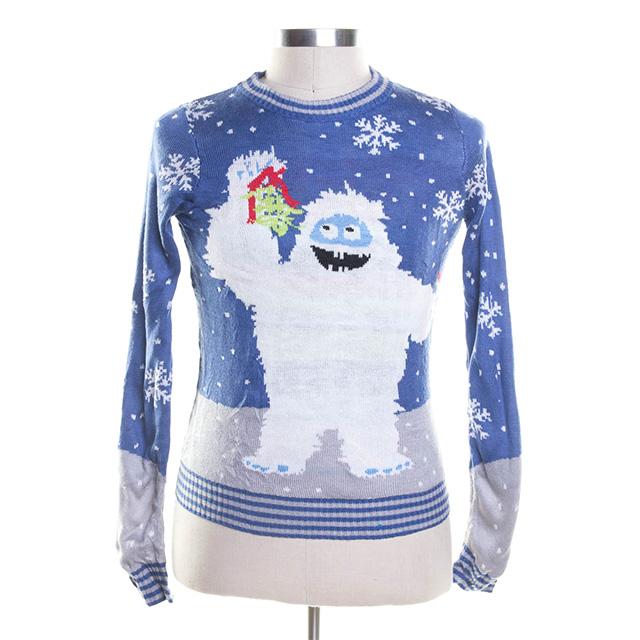 Ugly Yeti Sweater