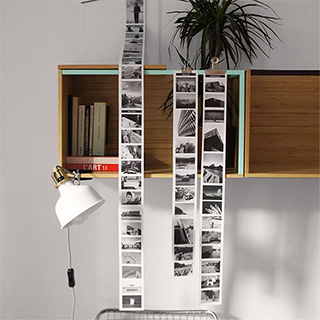 Your Photos on Rolls of Paper