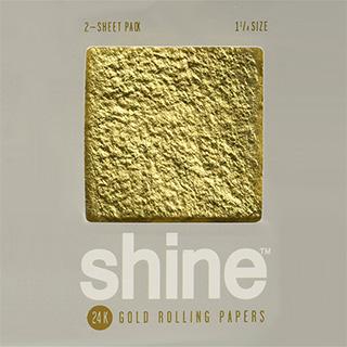 24 Karat Gold Rolling Papers