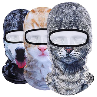 Animal Ski Masks