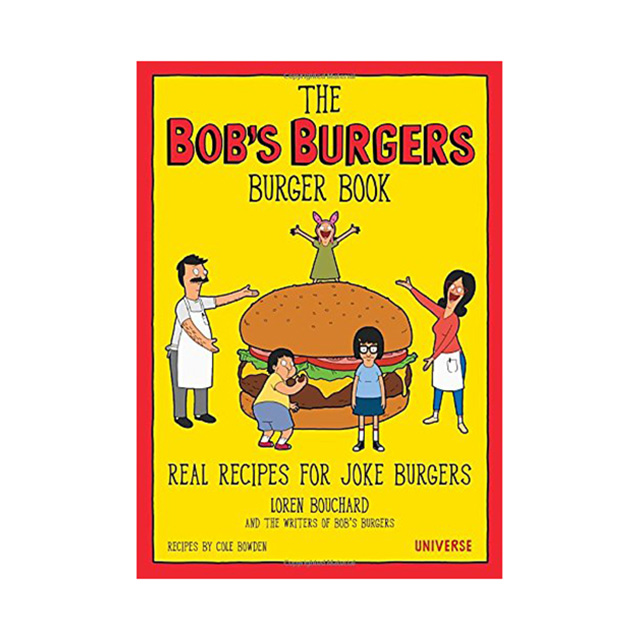 Bob's Burgers Recipe Book
