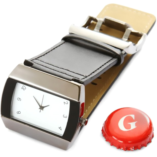Bottle Opener Watch