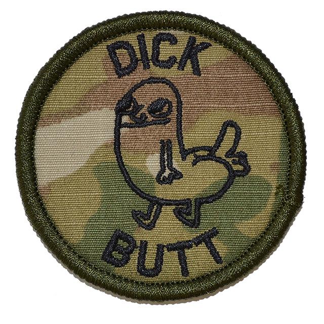 Dickbutt Patch