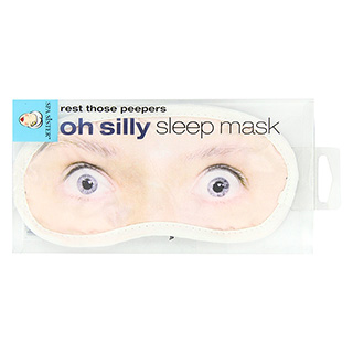 Eyes Open Sleep Mask