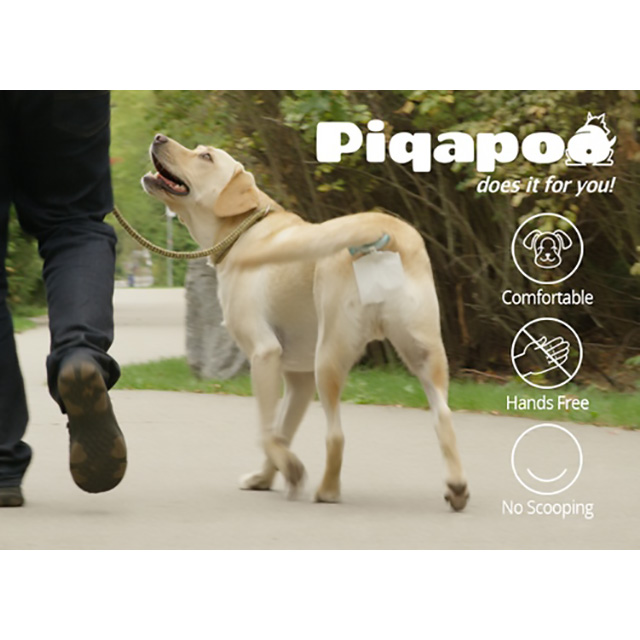 Hands-Free Dog Poop Collection
