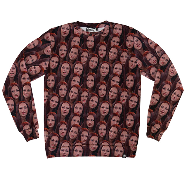 Howbow Dah Girl Sweater