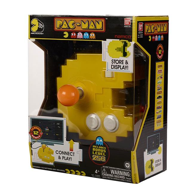 Pac-Man's Mini Arcade