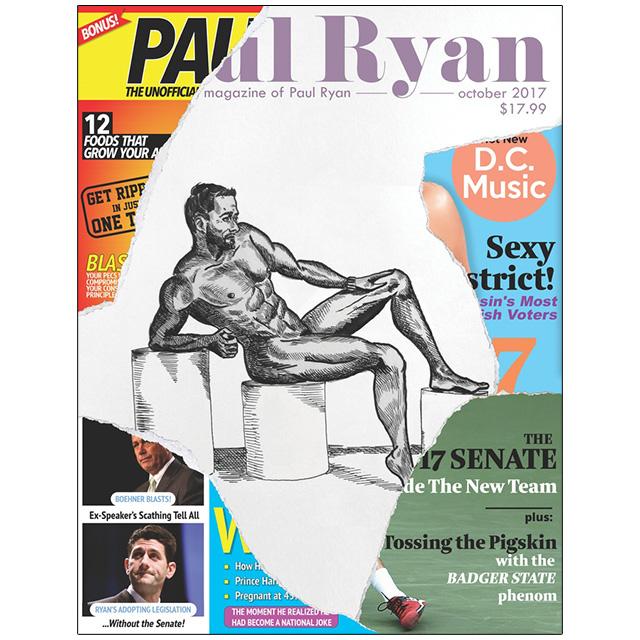Paul Ryan - The Magazine