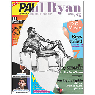 Paul Ryan - The Magazine