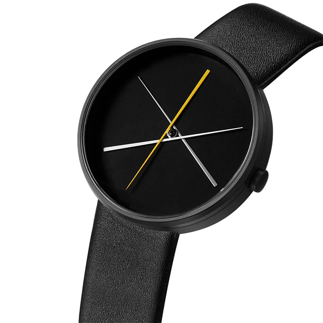Pick-Up Sticks Dial Watch