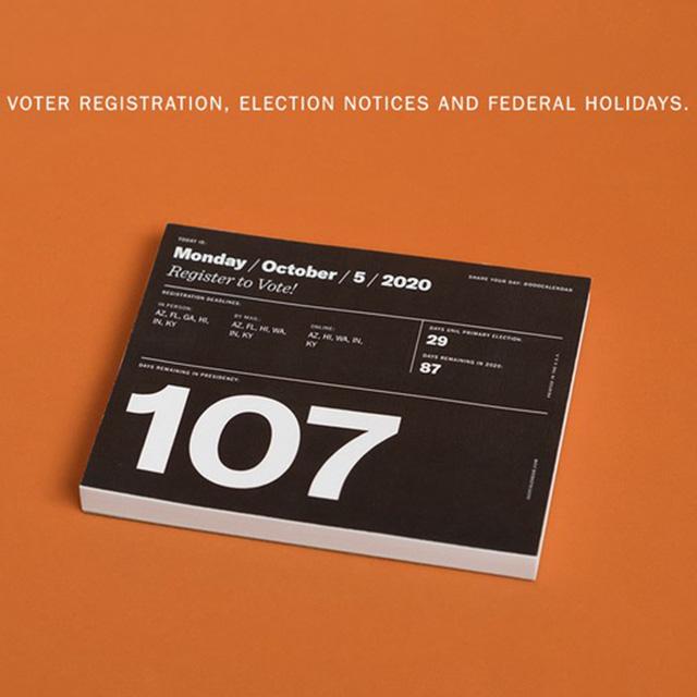 Political Countdown Calendar