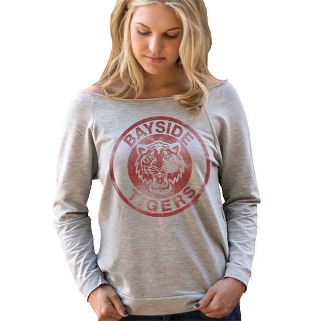 Relaxed Bayside Tigers Sweatshirt