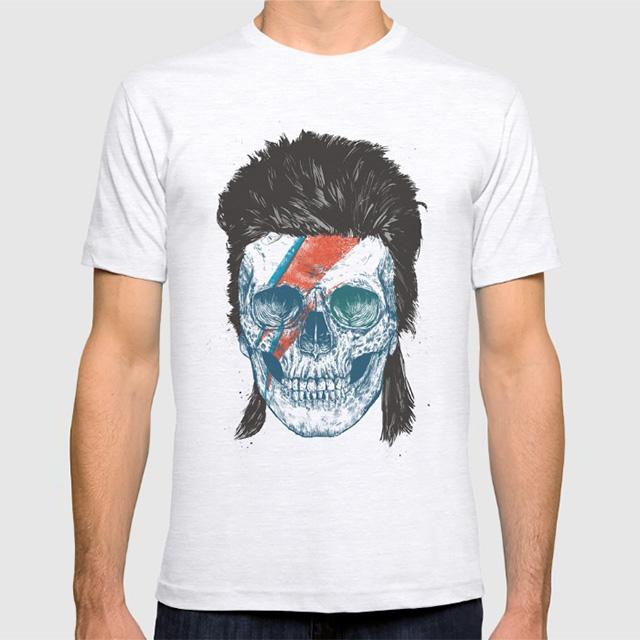 Rock Star Skull Shirt