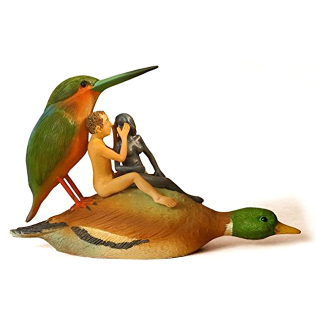 Seduction on a Duck