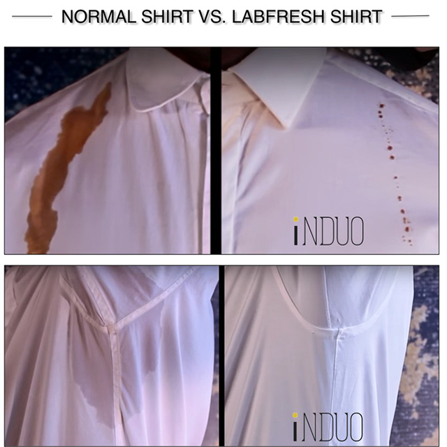 Stain Repellent Clothing