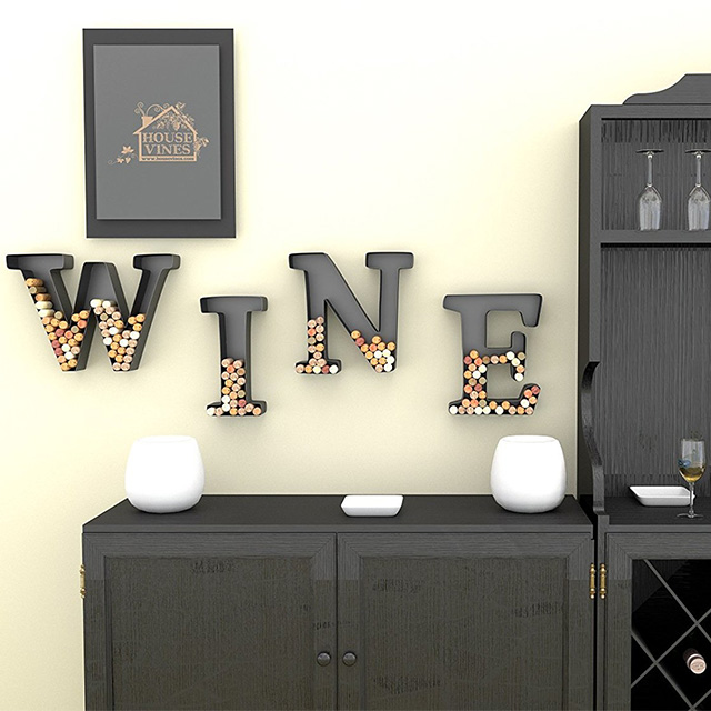 Wine Cork Holders