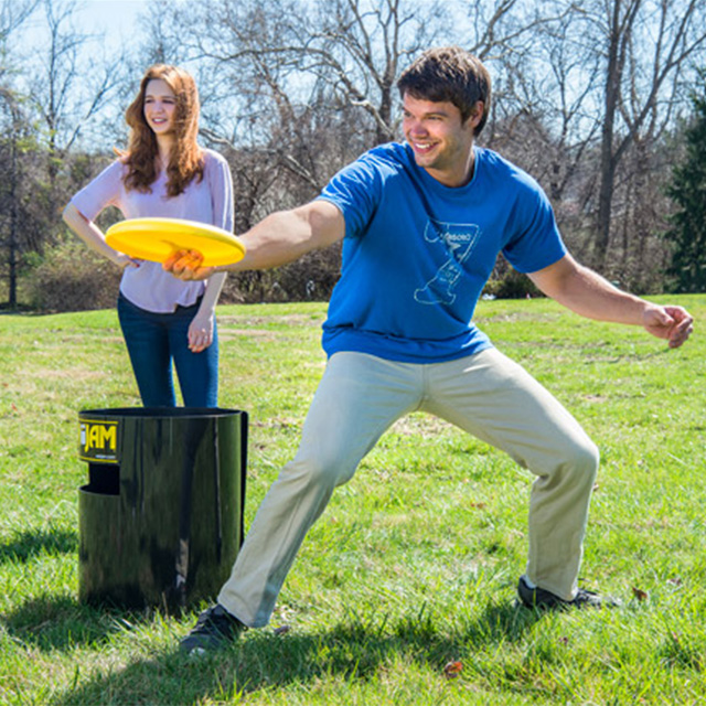 Awesome Frisbee Game