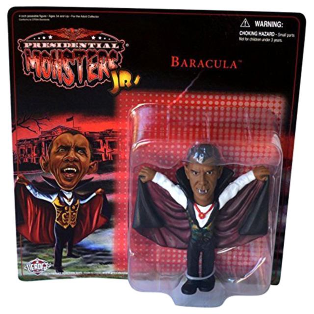Baracula Figure