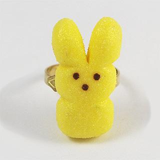 Bunny Peep Ring