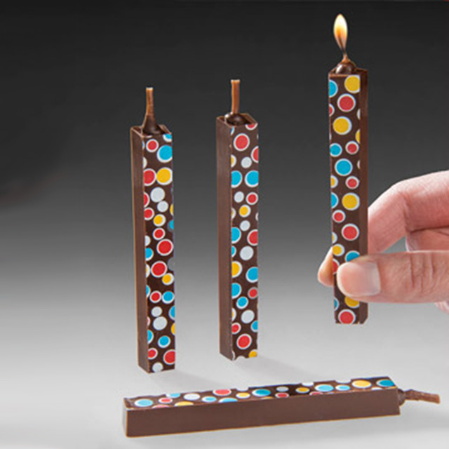Edible Cake Candles