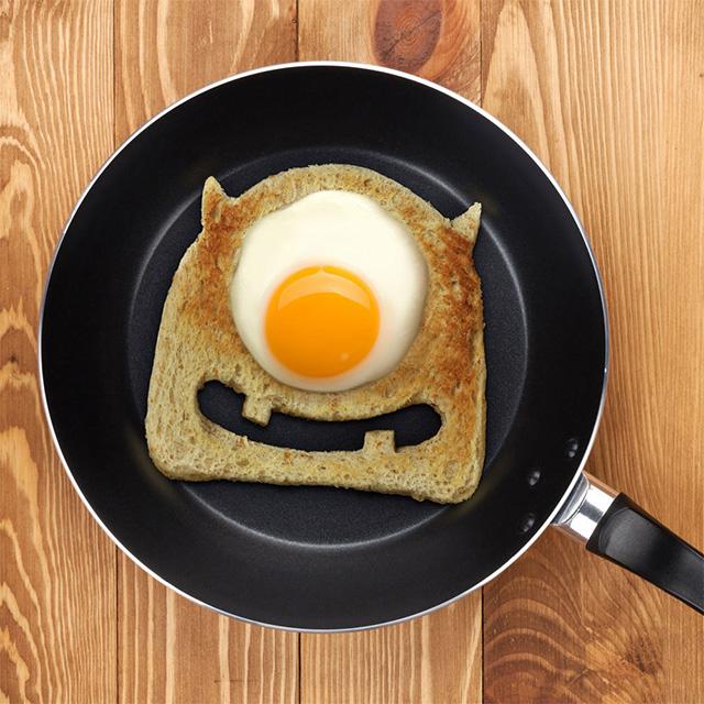Egg Monster Mold