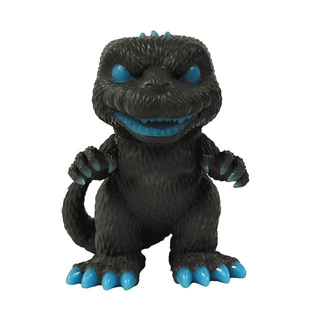 Glow-in-the-Dark Godzilla