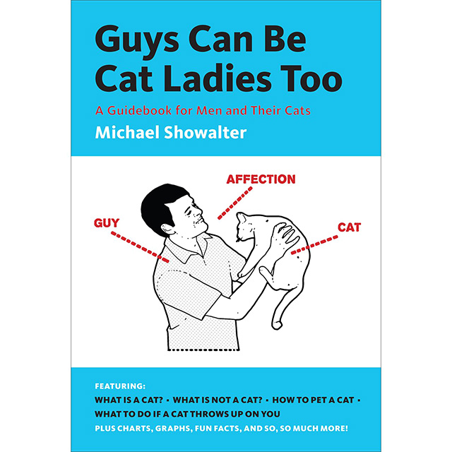 How to Be a Cat Lady Even If You Are a Man