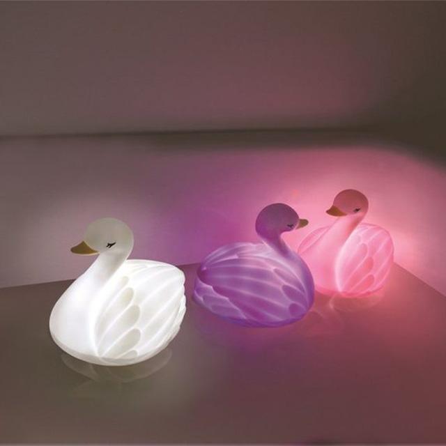 Swan Bath Lights