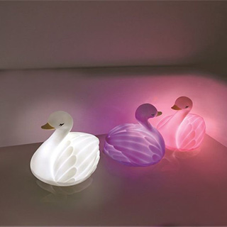 Swan Bath Lights