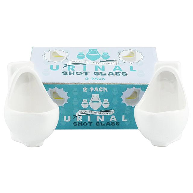 Urinal Shot Glasses