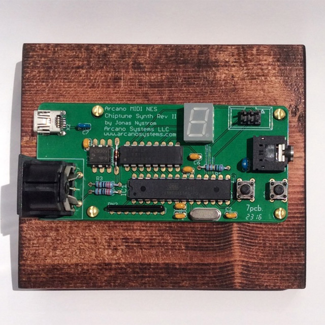Chiptune Synthesizer