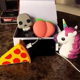 Emoji Phone Chargers