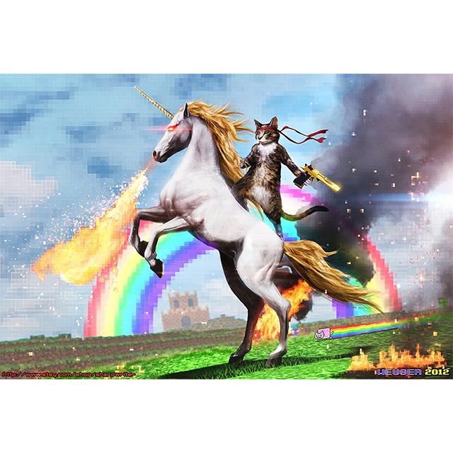 Fantastic Unicorn Art