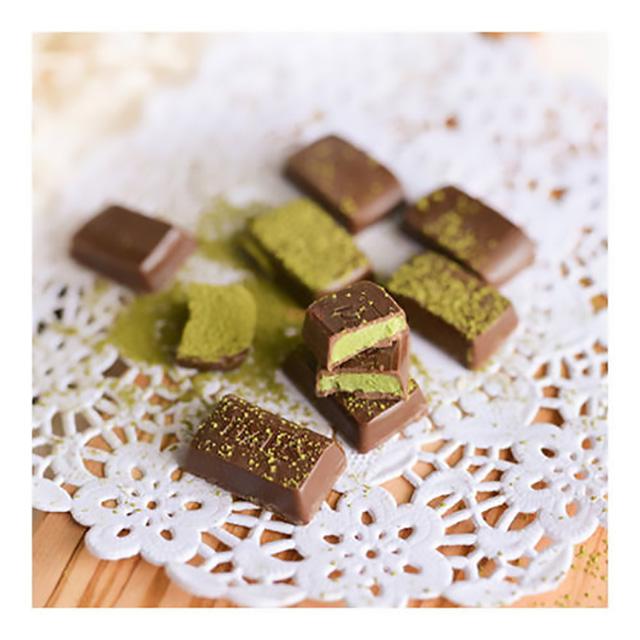Matcha Chocolates